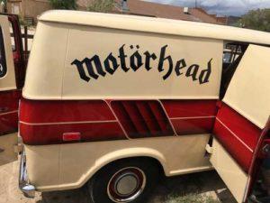 Motorhead-Van