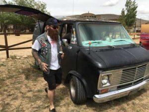 Windhand-Van