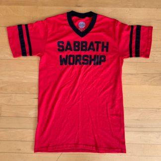 Sabbath Worship Tee