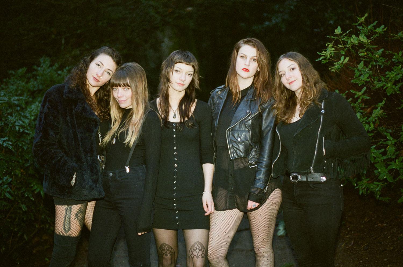 Blackwater Holylight band from Portland