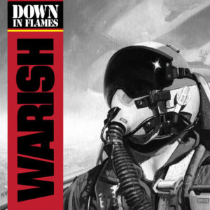 Warish Down in Flames