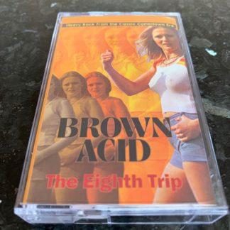 Brown Acid Archives - RidingEasy Records