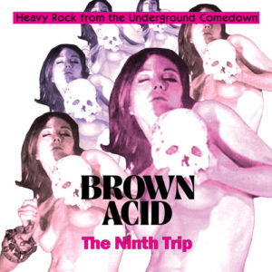 Brown Acid The Ninth Trip