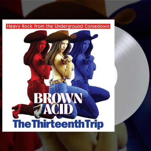 Brown Acid The Thirteenth Trip Silver